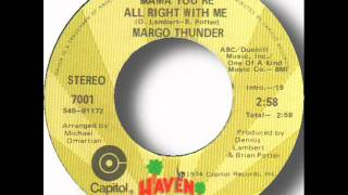 Margo Thunder - Mama You