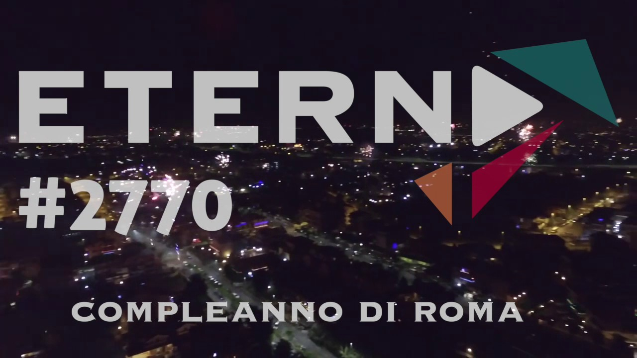 Eterna#2770   evento istituzionale del comune di Roma   YouTube