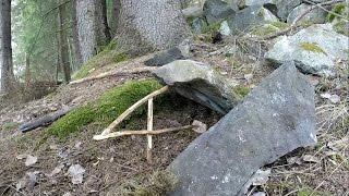 Survival traps series- 1 - Tweaks to the figure 4 deadfall