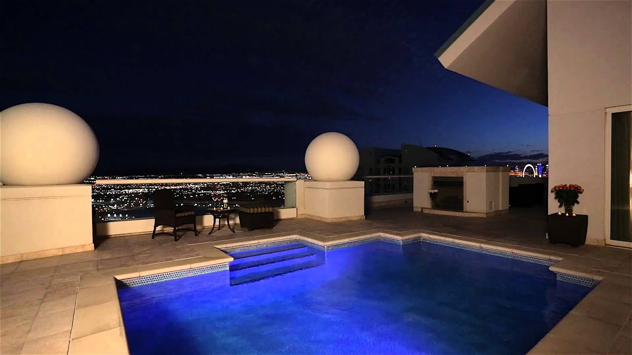 elegant top floor penthouse 2 levels private pool jacuzzi