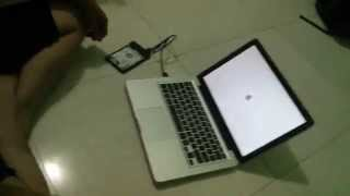 Test HDD Portable Boot 2 OS X