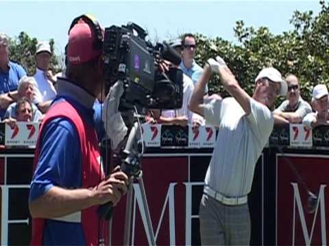2006 Australian Open Golf won by John Senden