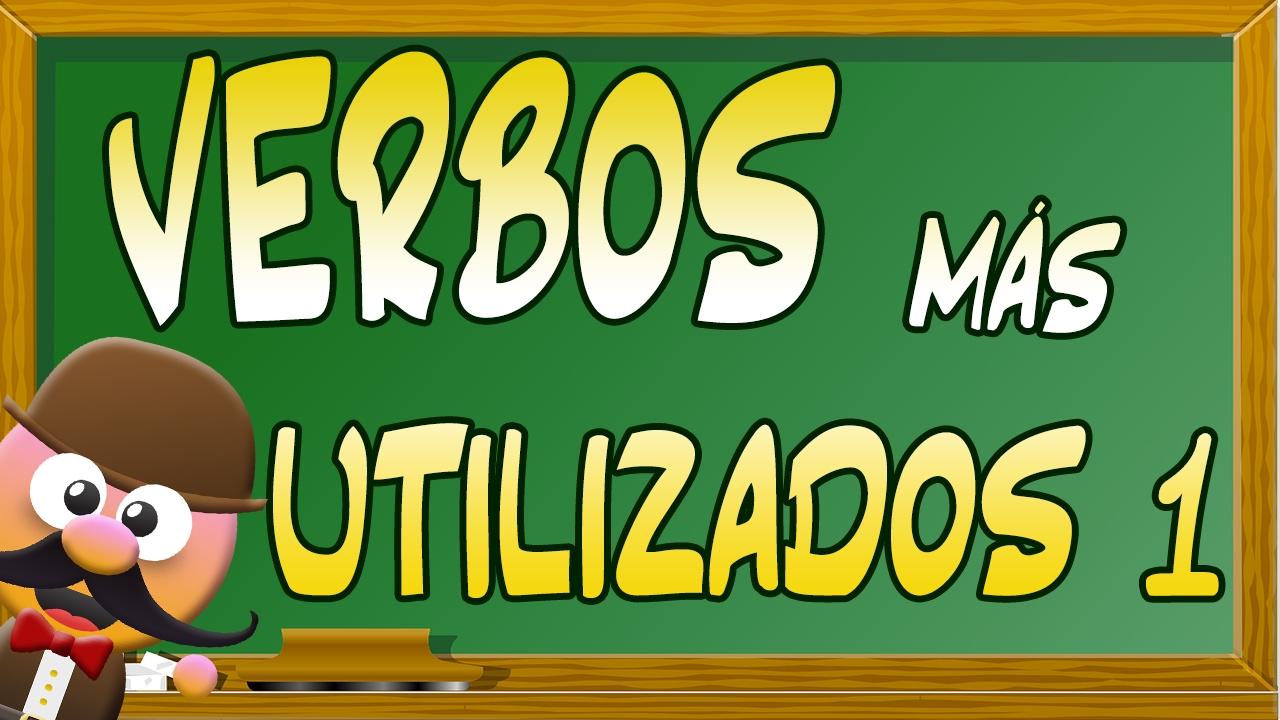 Verbos Más Usados En Inglés 1 Inglés Para Niños Con Mr Pea Youtube