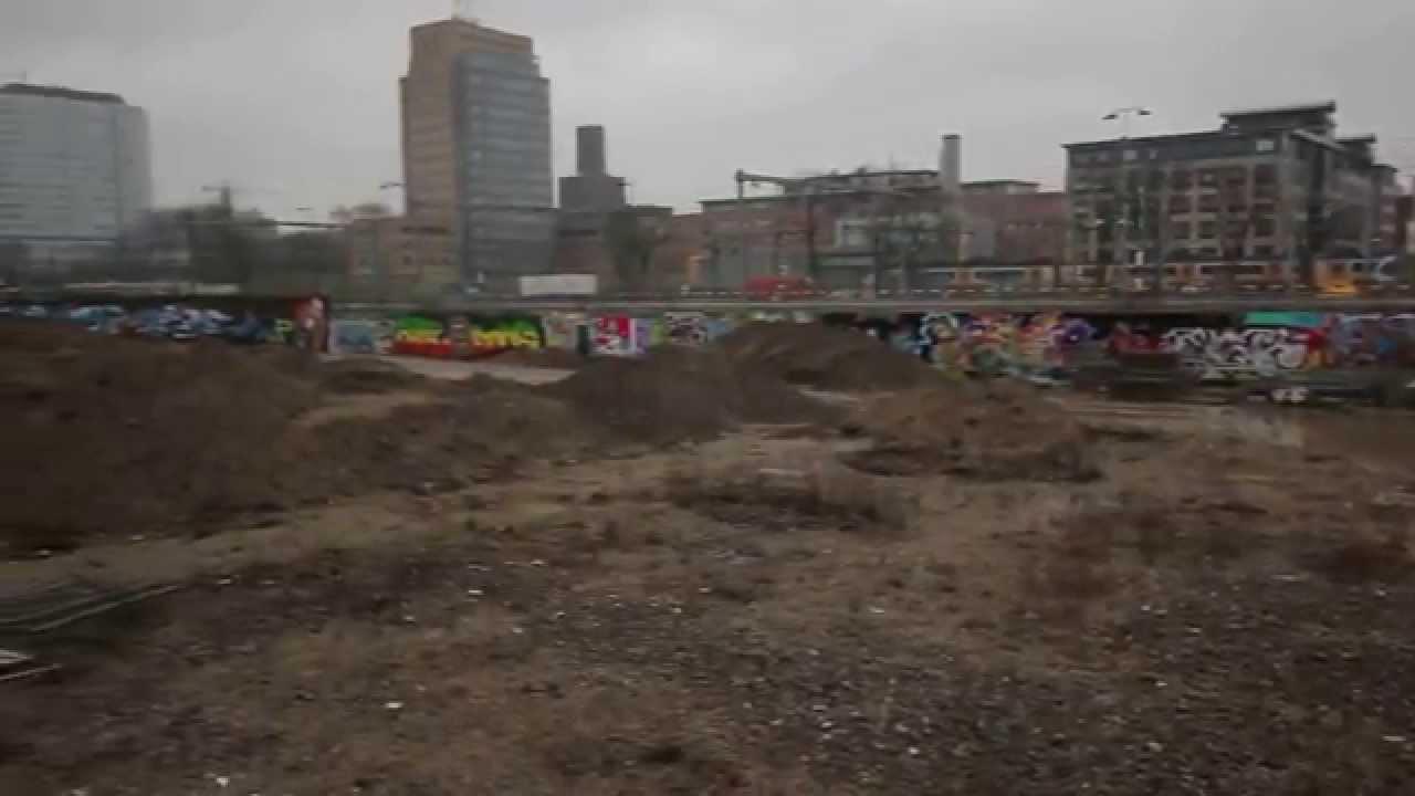 Graffiti wall utrecht - Graffiti Grindbak Utrecht November 2015 Part 2