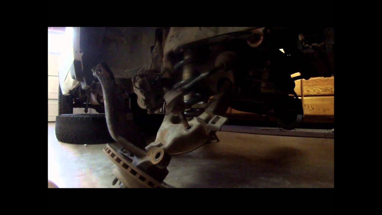 1998-2011 Ford Ranger Coil Spring Replacement