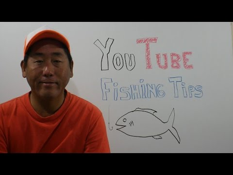 Creating A Successful YouTube Fishing Channel - YouTube Fishing #1