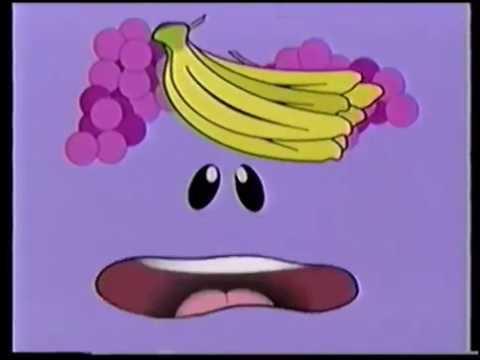 Nick Jr. Face Is A Fruit Face (Blue's Clues Version)