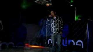 Асбест-часть видео с выступления Асбестовских рэперов