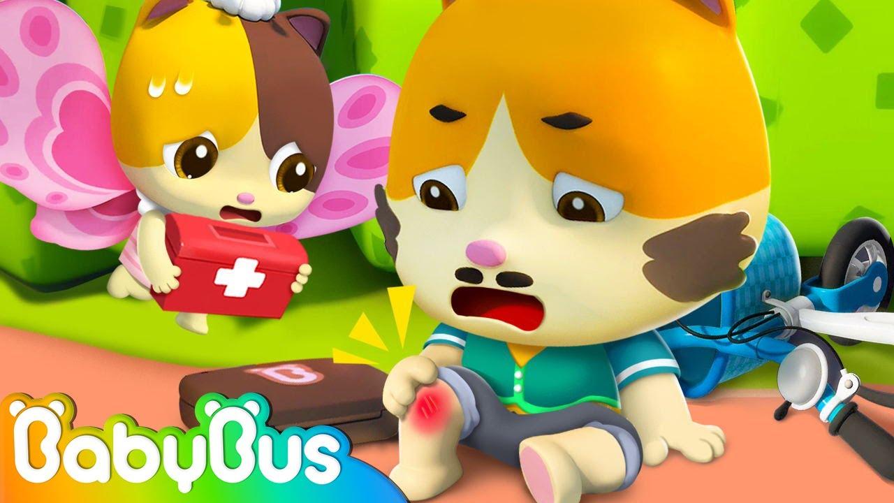 *NEW* Baby Kitten's Hero Daddy ❤   Doctor Cartoon   Cartoon for Kids   Kids Animation   BabyBus