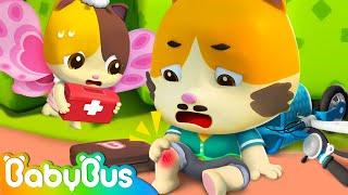 *NEW* Baby Kitten's Hero Daddy ❤ | Doctor Cartoon | Cartoon for Kids | Kids Animation | BabyBus