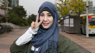 فتاه مغربيه مخطوبه لشاب كوري وقصتها مع كوريا