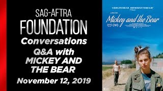Conversations with MICKEY AND THE BEAR