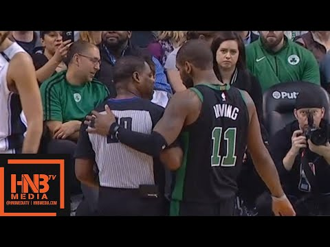 Boston Celtics vs Orlando Magic 1st Half Highlights / Jan 21 / 2017-18 NBA Season