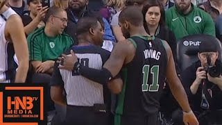 Boston Celtics vs Orlando Magic 1st Half Highlights / Jan 21 / 2017-18 NBA Season