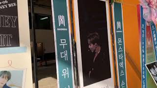 MONSTA X(몬스타엑스) 4th OFFICIAL FANCLUB MONBEBE FAN-CONCERT 셔누(…