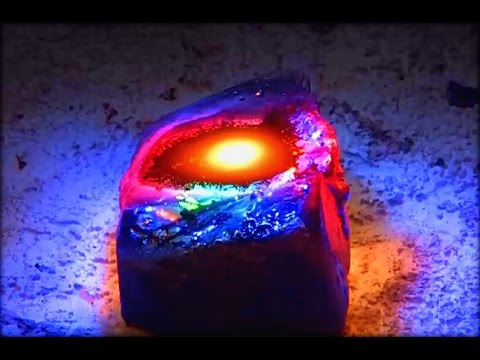 Ancient High Tech/ Melt Stone With Light And Sound