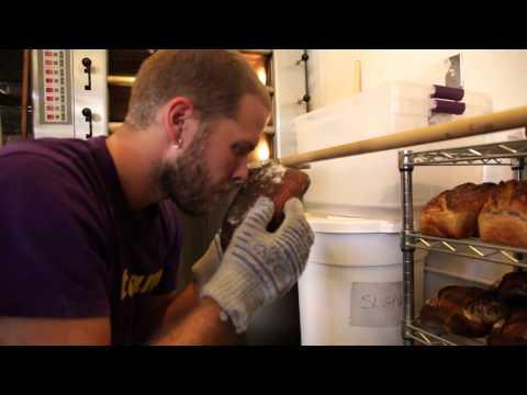 Josey Baker Bread Book Trailer