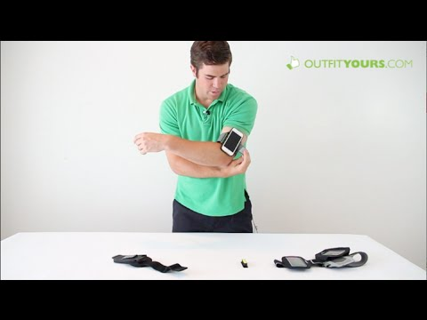 5 Best Armbands for iPhone 5S / 5 - Incase, PureGear, Griffin, Adidas, Belkin