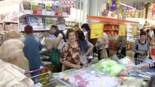 Новость дня (Посуда центр в Биробиджане) (РИА Биробиджан)(Федеральная торговая сеть товаров для дома «Посуда Центр» открыла магазин в Биробиджане – первый в городе,..., 2015-06-25T05:58:12.000Z)
