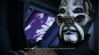 Repeat youtube video Mass Effect 3: Meeting Balak from Bring Down the Sky DLC