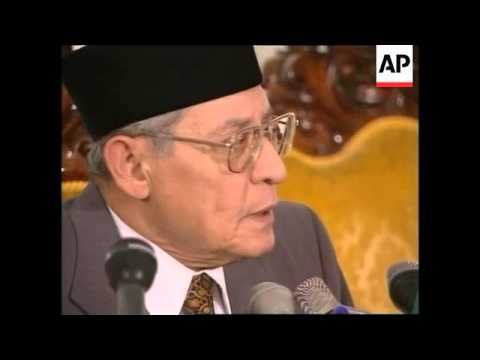 INDONESIA: JAKARTA: GOVERNMENT MEETING WITH UN DELEGATION