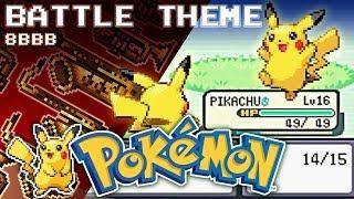 Pokemon Trainer Battle - Rock Jazz Orchestra Version (The 8-Bit Big Band)