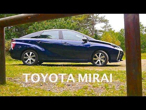 Toyota Mirai, первая встреча – КлаксонТВ
