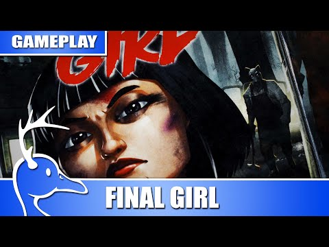Final Girl - Solo Gameplay - (Quackalope Games)