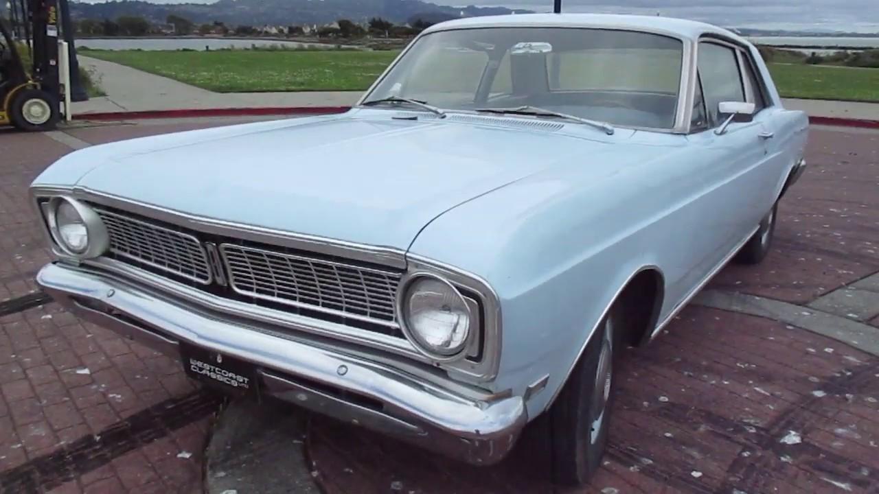 1969 Ford Falcon Futura 2-door 302 V8 | Trade Me
