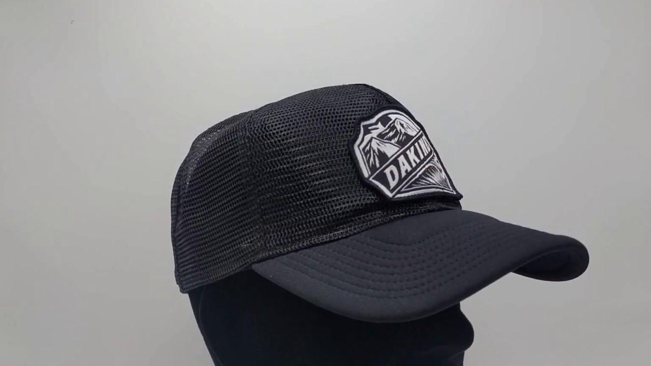 Dakine Twin Peaks Mesh trucker cap - black - €28 0e08156c290