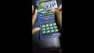 My favorite! $$ NY Lottery Money Clip Scratch off