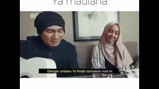 NISSA SABYAN feat ANJI - YA MAULANA KEREN ABISSSS