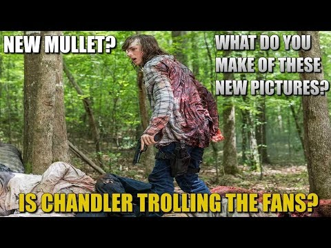 the-walking-dead-season-8-carl-news-pictures-&-discussion---chandler-riggs-got-a-mullet?