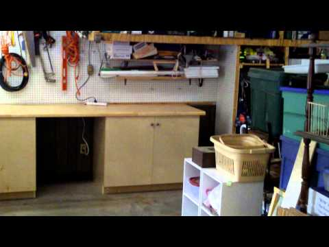 American Pride Cabinetry Coach's Garage.MOV