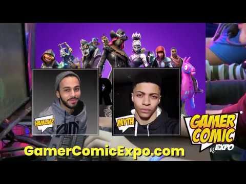 South Florida's new Comic & Gamer Expo Nov 9-12 : Celebs, Cosplay, Comics, Anime & More.