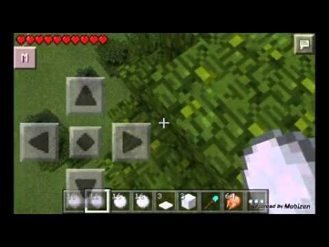 Mod de ender perl | minecraft PE