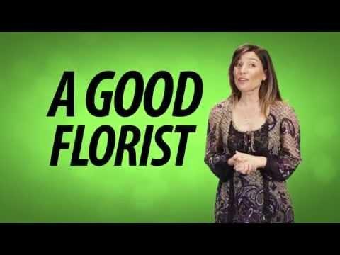 Good Florist Referral video
