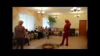 Панда Аралёшка - поездка в детский дом