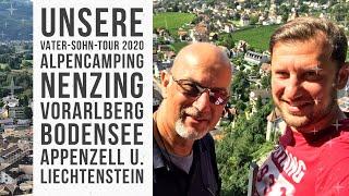 Alpencamping Nenzing - Vorarlberg, Bodensee, Appenzell und Liechtenstein 2020 | Alexander Röhrich