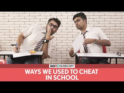 FilterCopy | Ways We Used To Cheat In School | Ft. Viraj and Raunak from YouTube · Duration:  5 minutes 24 seconds