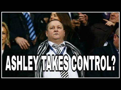 Mike Ashley takes Rafa Benitez off transfer duties?