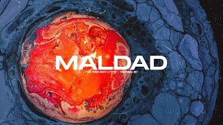Anuel AA x Ozuna MALDAD Instrumental REGGAETON (Prod. Yung Panda x Fiyiyo)