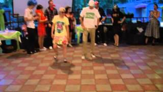"""Конкурс """"танцы со звездами"""". Свадебная вечеринка Вани и Ани 22.06.2013."""