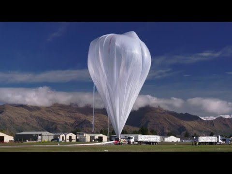 NASA Launches Super Pressure Balloon from Wanaka, New Zealand
