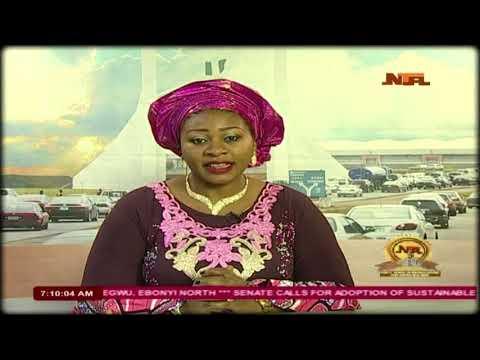 NTA: Good Morning Nigeria 14/03/2018