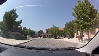 Stemnitsa to Megalopoli (mountain road and highway driving, Greece) - onboard camera