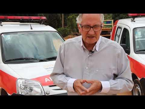 Novos veículos para a Secretaria de Saúde de Vermelho Novo