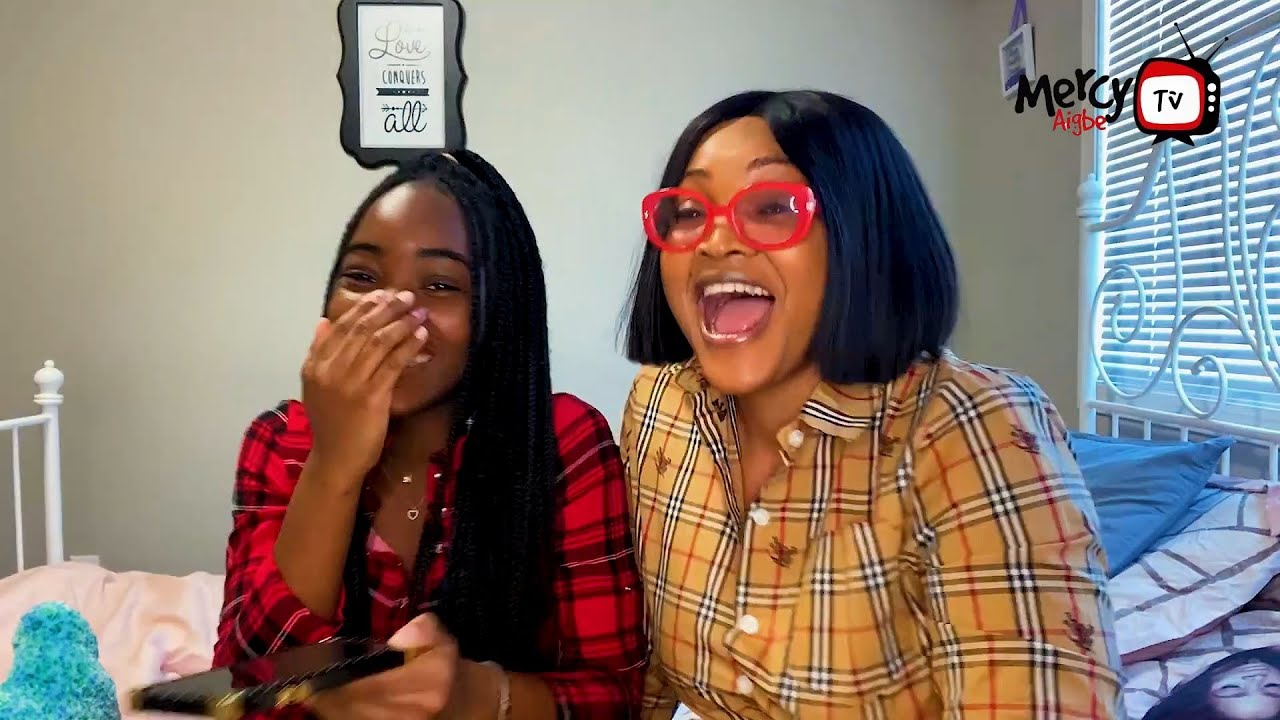 Download I DON'T HAVE A BOYFRIEND- Michelle reveals to her mum Mercy Aigbe.