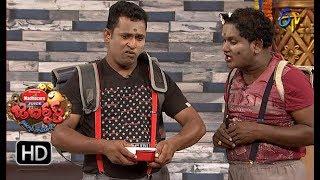 Kiraak RP Performance | Jabardasth | 18th October 2018 | ETV Telugu