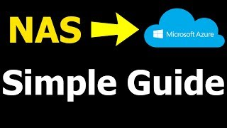NAS to Azure Backup Tutorial Guide Simple How to